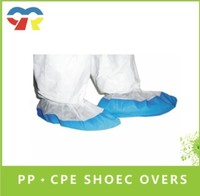 disposable welding leather shoe cover rubber shoe sole cover
