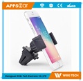 Apps2car K+-AVS-G cell phone car mount holder universal air vent mobile phone holder for iPhone