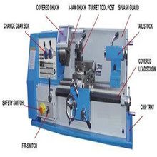 CNC twin spindle Horizontal Turning lathe from Bonnie