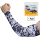 Hot selling custom sublimation High quality cycling sport arm protection warmers arm sleeve
