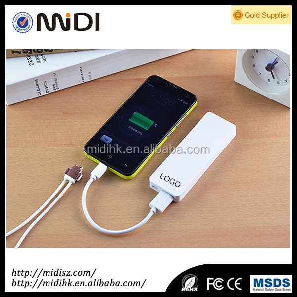 Portable mobile phone charger promotional cell,4000mah portable Battery Charger,custom phone Battery Charger