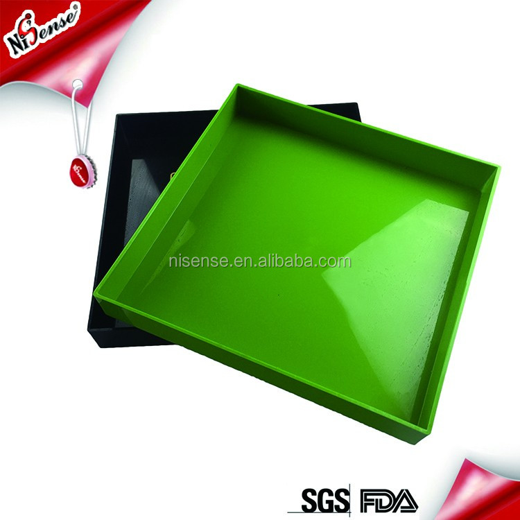 Hot Selling Cheap Custom Large Plastic Serving Tray