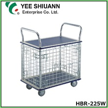 Yee Shiuann Durable Basket to Transport Cargo Goods Hand Cart Trolley