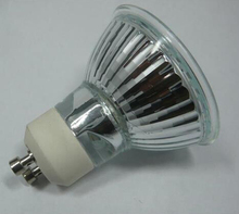 high power 24v 100w 55w gu10 halogen bulb
