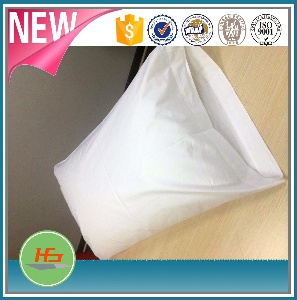 Hot Selling Cheap White 100% Brushed Microfiber Soft Pillow Case For Sublimation