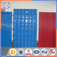 Corrugated Steel Roofing Sheets For Greenhouse
