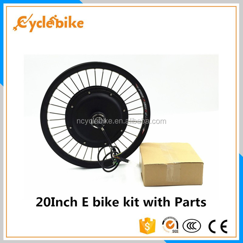 Factory sales directly 2500w tricycle bike conversion kit
