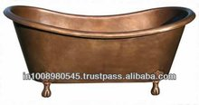Traditional Copper Bath Tub
