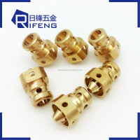 High quality brass metal parts