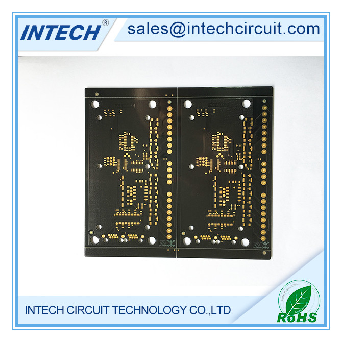 2015 new design double sided pcb for ip camera