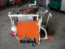 2013 thermoplastic paint,self-propelled -like hot melt road marking paint machine