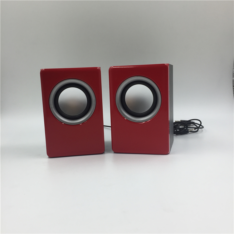 2017 Hot Selling Wooden Mini Speaker From China Manufacture