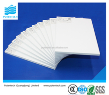 Low Thermal Conductivity White Solid PVC Celuka Foam Sheet