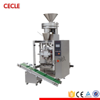 Small size vffs automatic beef cubes packaging machinery