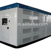 440kw High Quality Soundproof Diesel Generator