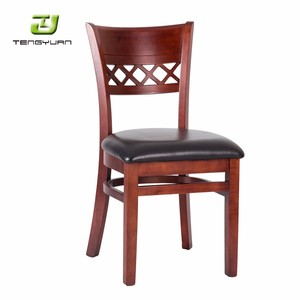 China Modern luxury restaurant chair used for sale