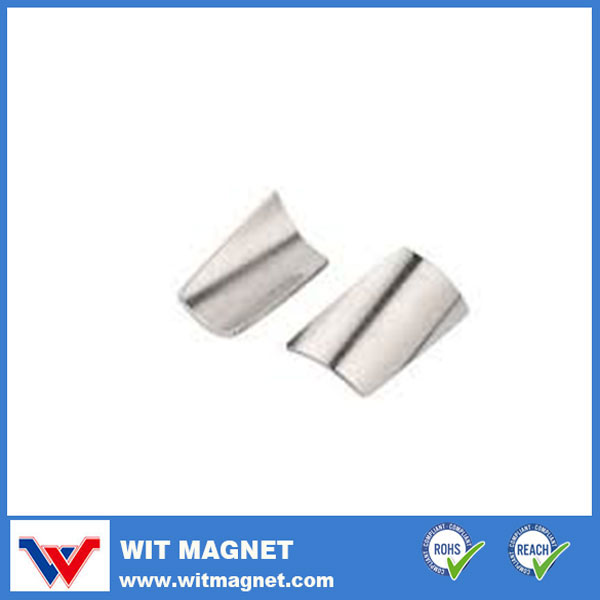 Fast delivery date Neodymium Arc Magnet With ISO/TS 16949