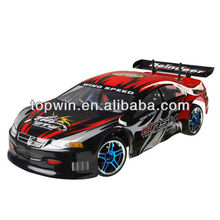 1/10th scale Nitro Powered GP 4WD High Speed on-road racing car RC hobby