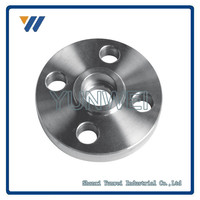 EN 1092-1 Carbon Steel LF Stainless Steel Flange Slip On Raised Face Flange
