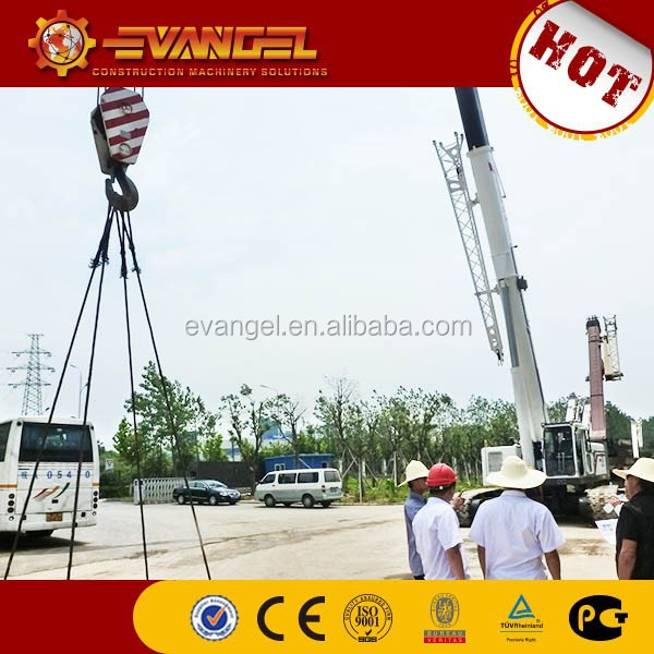 old cranes for sale Smarter 50ton telescopic boom Crawler Crane SMQ500A equipment rental sales