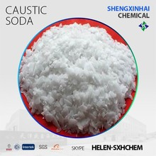 soap making raw material/sodium hydroxide flake/uses caustic soda flakes
