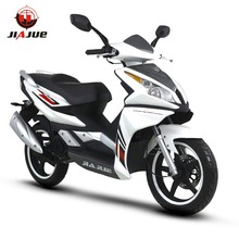 Jiajue 2017 new design high sporty big wheel Euro 4 scooter with EFI and CBS