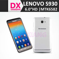 dual sim lenovo mobile phone s930 android 4.2 smart cell phone gsm wcdma WAP/WiFi 1280 x 720 pixels 8.0MP back camera