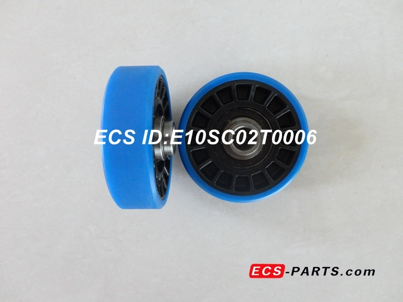 Escalator Step Chain Roller of GAA290CF1 76.2*22*12.7mm