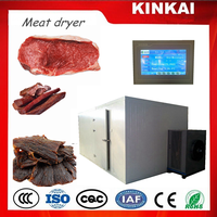 Hot air dryer beef jerky drying machine for fish meat/mutton/sausage