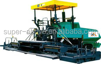 Road Construction Asphalt Concrete Paver