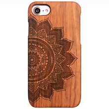 High Quality Solid Wood Phone Case For Mobile Phone