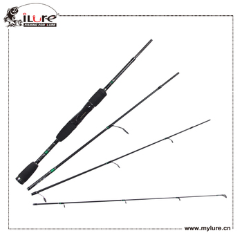 Hot Sale 198cm 4 Sections Surf Fishing Casting Rod For Sale