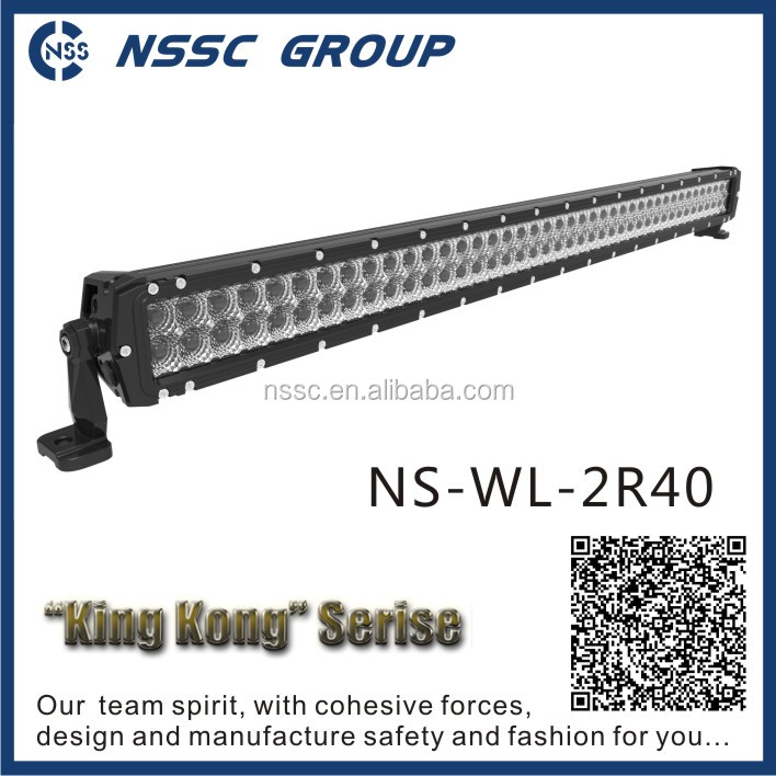 NSSC High Power Auto LED Driving Light Bar with Various Models and Lifetime Warranty