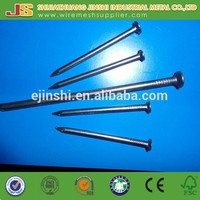 hot dipped galvanized Steel bright spiral shank Wood Common Wire Nail