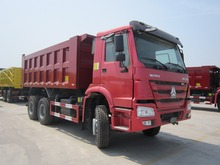 Low Price Dump Truck /Tipper Truck Loading 30 Tons 6*4