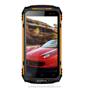 e087869c3b7 Guophone X2 Smartphone Android 6.0 MTK6737 Quad Core 1. 5GHz 4G Mobile Phone  Smart Dual