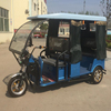 850W Three Wheel Electro-Tricycle Luxury four passengers vehicle for Sale
