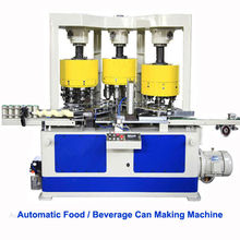 Automatic Food tin can making machinery