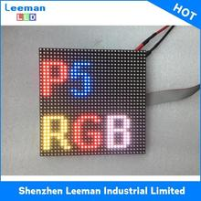 digital wall countdown timer p5 indoor rgb smd led module 160x160