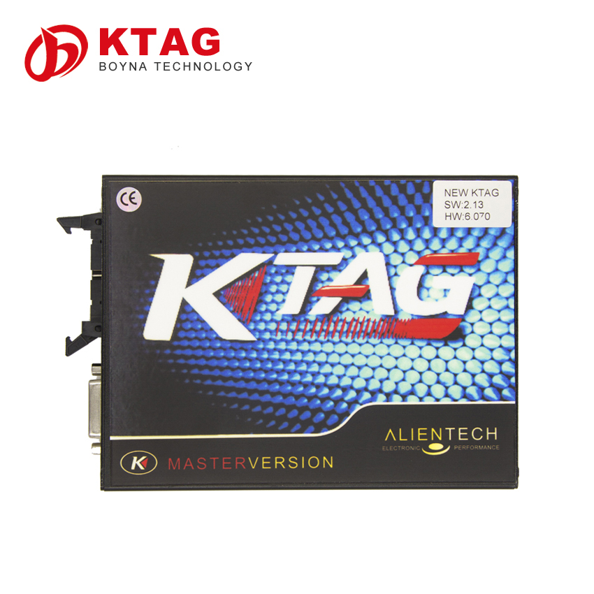 Newest version ktag v2.13 ecu programming tool with Unlimited Token