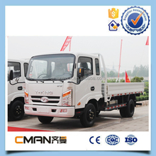 Best selling widely used in Africa 4 by 2 T-king mini light truck 2.5 ton for sale
