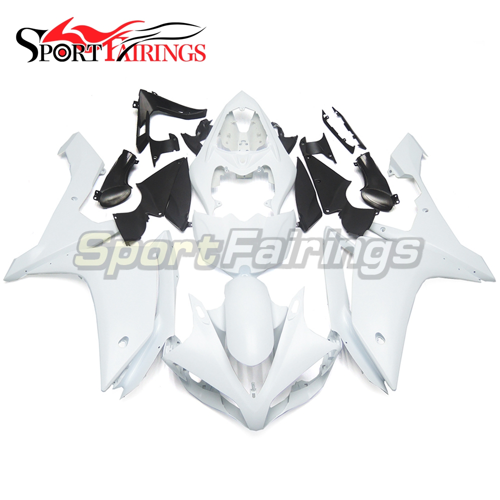 ABS Plastic Full Fairings For Yamaha <strong>R1</strong> 2007 <strong>2008</strong> 07 08 Injection Motorcycle Body Kits White Pearl Black Cowlings