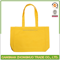 Factory direct china shopping bag canvas