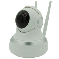 Factory price Wireless Remote Controlled Webcams Rotating Surveillance IP Camera