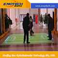 Interactive floor china supplier for Energy saving full color HD LED video display screen