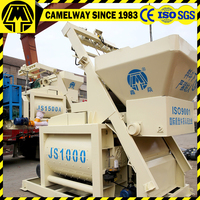 JS1000 electric concrete mixer machine