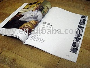 financial magazine printing