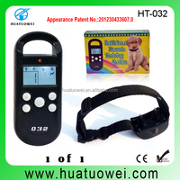 New Products 2015 Latest Pet Training Electric Dog Vibration Remote Dog Training Bark Control No Bark Shock Collar
