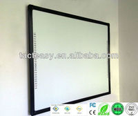 Infrared electronic interactive whiteboard smart board finger writing board