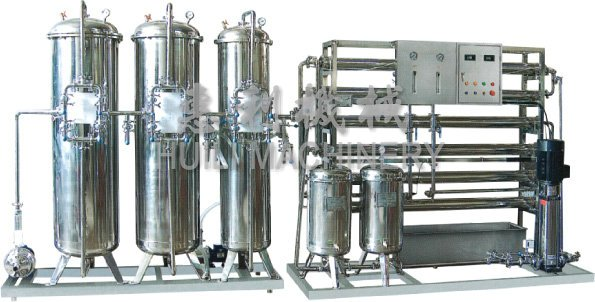 Water Treatment Reverse Osmosis <strong>System</strong>